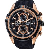 homme Pulsar Sport Chronograph Watch PV6002X1