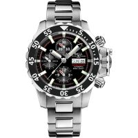 Mens Ball Engineer Hydrocarbon NEDU Chronometer Titanium Automatic Chronograph Watch