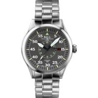 Herren Ball Engineer Master II Aviator Watch NM1080C-S5J-GY