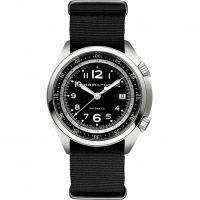 Mens Hamilton Khaki Pilot Pioneer Automatic Watch