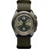 Herren Hamilton Khaki Pilot Pioneer Alu Watch H80405865