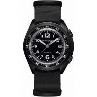 Herren Hamilton Khaki Pilot Pioneer Alu Automatik Uhr
