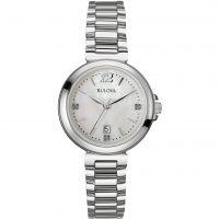 femme Bulova Diamond Gallery Diamond Watch 96P149
