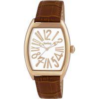 Damen Pocket-Watch Tonneau Medio Uhr