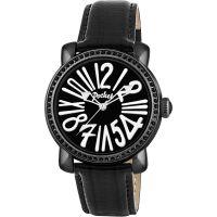 Damen Pocket-Watch Rond Kristall Medio Uhr