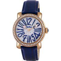 Damen Pocket-Watch Rond Pave Medio Uhr