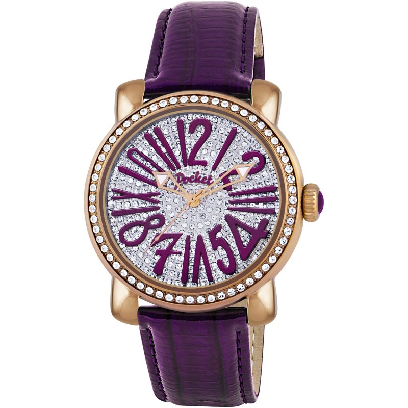 Ladies Pocket-Watch Rond Pave Medio Watch PK2035