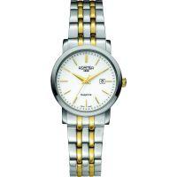 Damen Roamer klassisch Linie Uhr