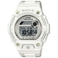 Damen Casio Baby-G Alarm Chronograph Watch BLX-100-7ER