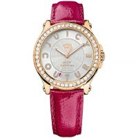 Damen Juicy Couture Pedigree Watch 1901204