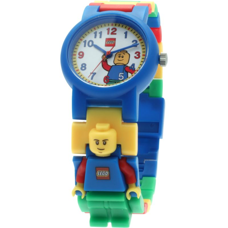 Childrens LEGO Classic Minifigure Link Watch 9005732