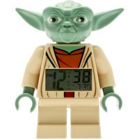 LEGO Star Wars Yoda Wecker Uhr
