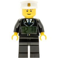 LEGO City Policeman Wecker Uhr