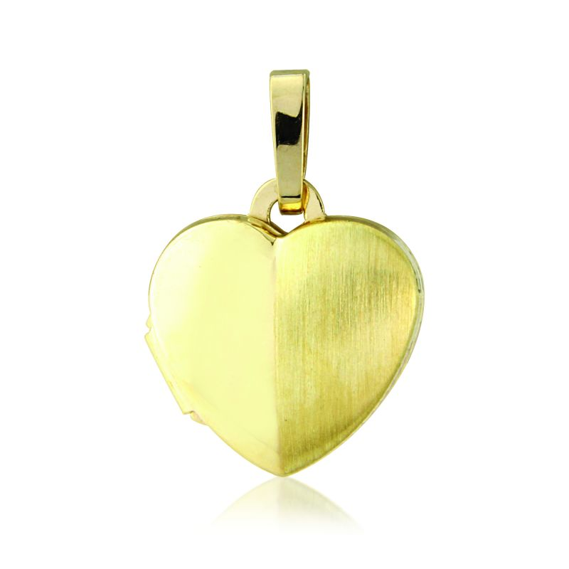 Heart-Shaped Locket