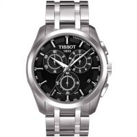 homme Tissot Couturier Chronograph Watch T0356171105100