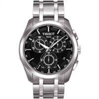 Mens Tissot Couturier Chronograph Watch