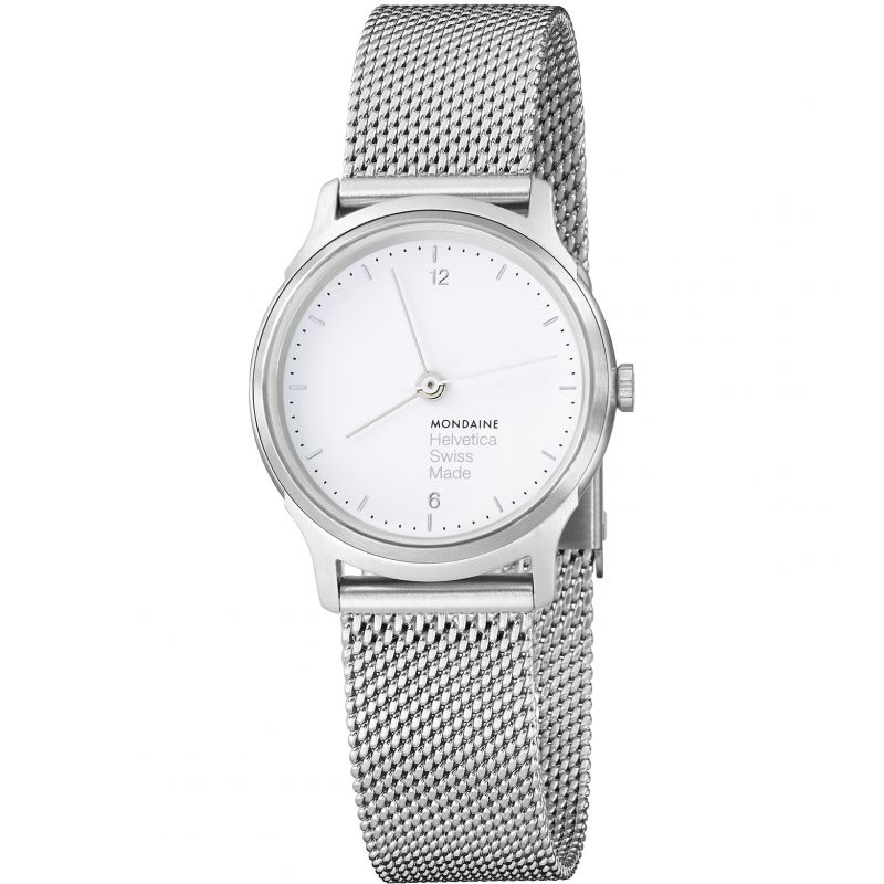 Ladies Mondaine Helvetica No1 Watch MH1L1110SM