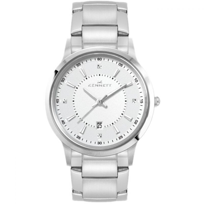 Ladies Kennett Carnaby Lady Watch CLWHSILMT