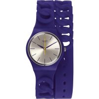 Damen Swatch Original Herren - Purpbell Uhr