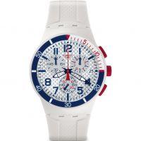 Herren Swatch Chronoplastic - Speed Up Chronograf Uhr