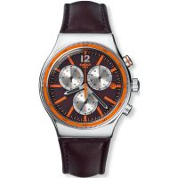Herren Swatch Irony Chrono - Prisoner Chronograph Watch YVS413