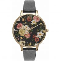 Ladies Olivia Burton Winter Garden Floral Watch