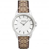 Damen Coach klassisch Signature Uhr