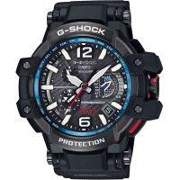 Hommes Casio Premium G-Shock Gravitymaster GPS Hybride Alarme Chronographe Radio-piloté Solaire Montre