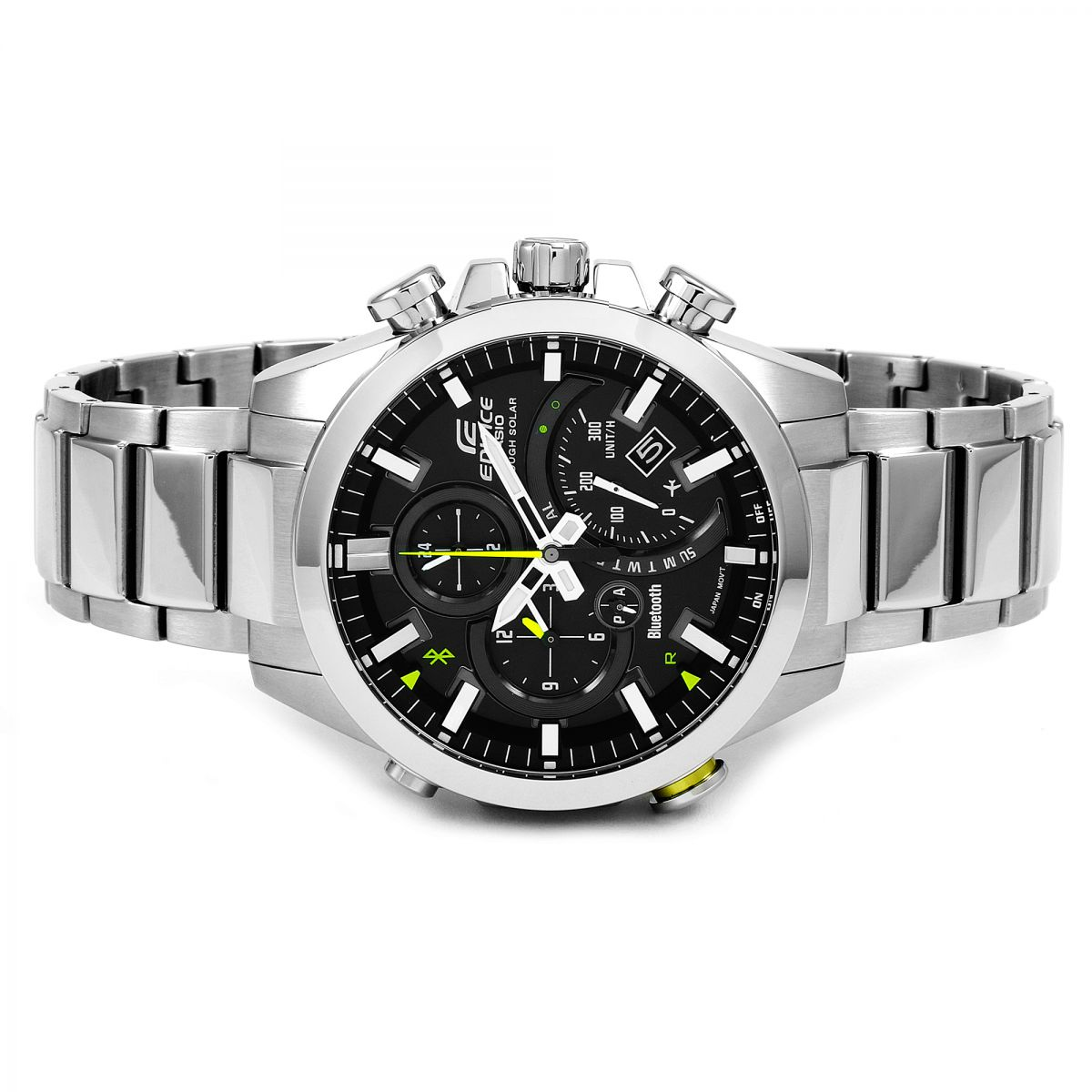 montre casio edifice eqb 500 d