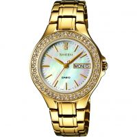 Ladies Casio Sheen Watch