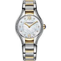 Damen Raymond Weil Noemia 24mm Diamond Watch 5124-SPS-00985