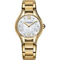 Damen Raymond Weil Noemia 24mm Diamond Watch 5124-PS-00985