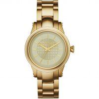 Ladies Karl Lagerfeld Slim Chain Watch