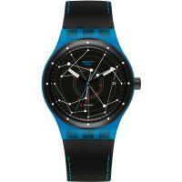 Unisex Swatch Sistem 51 Automatik Uhr