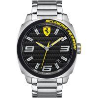 Herren Scuderia Ferrari Flieger Evo Uhr