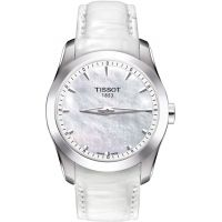femme Tissot Couturier Secret Date Watch T0352461611100