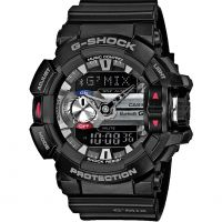Mens Casio G-Shock G'MIX Bluetooth Hybrid Smartwatch Alarm Chronograph Watch