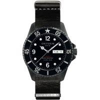 Herren Oxygen Diver Watch EX-D-MBB-44-NL-BL