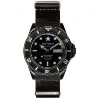 Herren Oxygen Diver Vintage Watch EX-DV-CAT-42-NL-BL