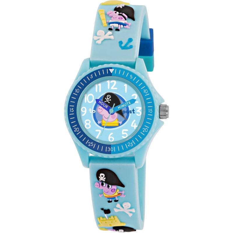 Childrens Peppa Pig George Pirate Watch PP002