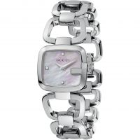 Ladies Gucci G-Gucci Diamond Watch