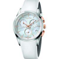 Unisex Calvin Klein neu Bold Chronograf Uhr