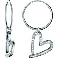Ladies Calvin Klein Stainless Steel Joyous Earrings KJ2XWE040100