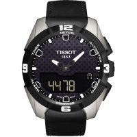Herren Tissot T-Touch Expert Solar Alarm Chronograph Solar Powered Watch T0914204605100