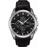 homme Tissot Couturier Chronograph Watch T0356271605100