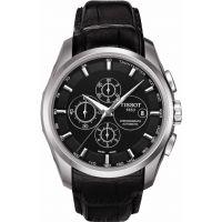 Herren Tissot Couturier Automatik Chronograf Uhr