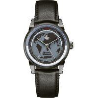 Unisex Vivienne Westwood Finsbury World Watch VV065MBKBK