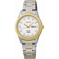 Damen Seiko Solar Powered Watch SUT162P1