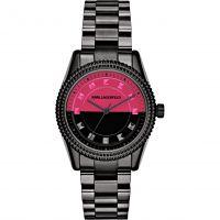 Damen Karl Lagerfeld Petite Stud Watch KL2816