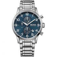 Mens Hugo Boss Aeroliner Chronograph Watch